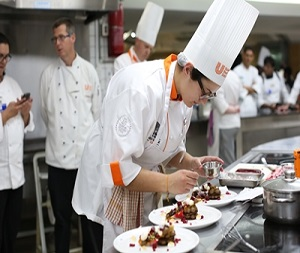 KZN resident Jade Van Der Spuy wins 2015 Unilever Food Solutions Chef of the Year