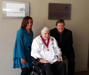 STH launches Dr Billy Gallagher Lecture Room