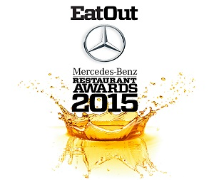 Nominees for the 2015 Eat Out Mercedes-Benz Restaurant Awards revealed