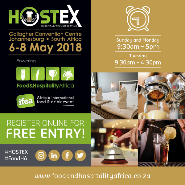 Food and Hospitality Africa powered by Hostex